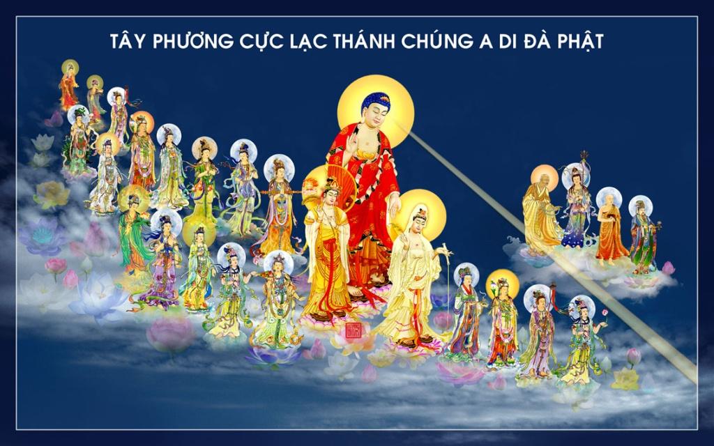 A-La-Hán, Phật  Và   Bồ Tát  ( Arahants, Buddhas and Bodhisattvas )